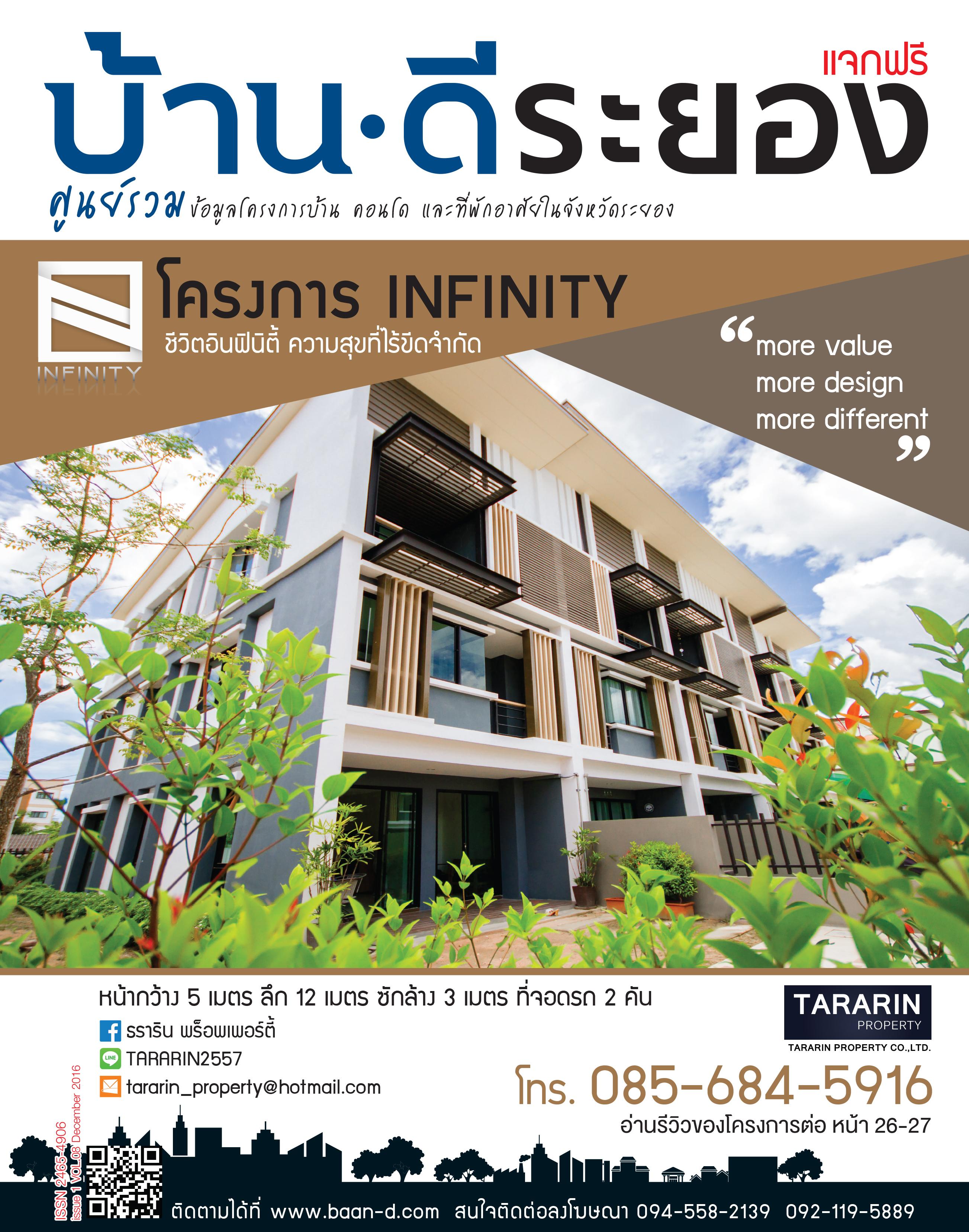 นิตยสารบ้านดีระยอง #08