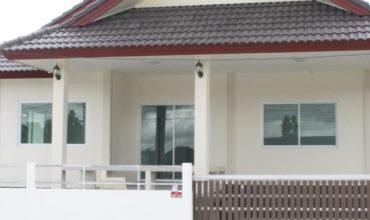 บ้านวโรรส 2 บ้านเดี่ยวสไตล์บาหลี นิคมพัฒนา – ระยอง