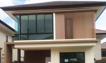 (บ้านระยอง) บ้านทรัพย์ธานี กรีนวิลล์ บ้านดอน-ตาขัน ระยอง
