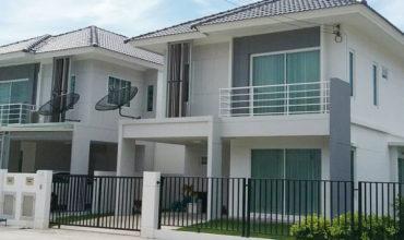 [บ้านชลบุรี] บ้านพฤกษา 97 บ้านแฝด หนองมน – ชลบุรี