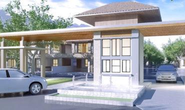 [บ้านชลบุรี] เดอะแกรนด์ บ้านเดี่ยว บ้านแฝด บางแสน