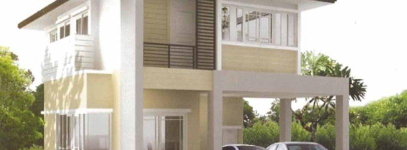 [บ้านชลบุรี] PANA PARK 2 บ้านเดี่ยว พานทอง