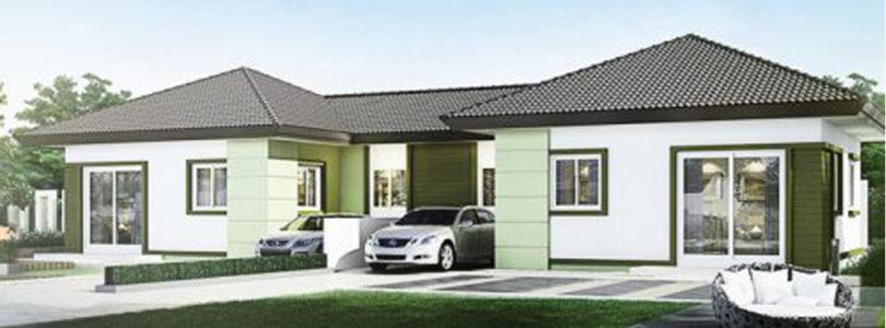 [บ้านฉะเชิงเทรา] สิรารมย์ พาร์ค บางปะกง บ้านเดี่ยว บ้านแฝด