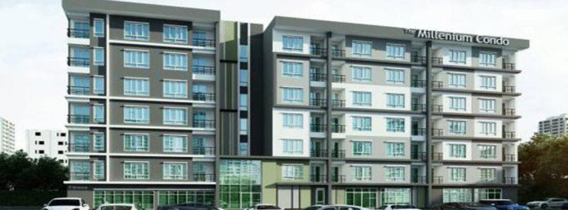 [บ้านฉะเชิงเทรา] The Millennium Donthong คอนโดมิเนียม เมืองฉะเชิงเทรา