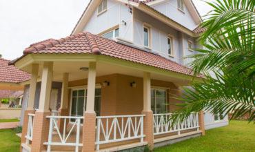 บ้านเดี่ยวสุดหรู Central Park Hillside Pattaya
