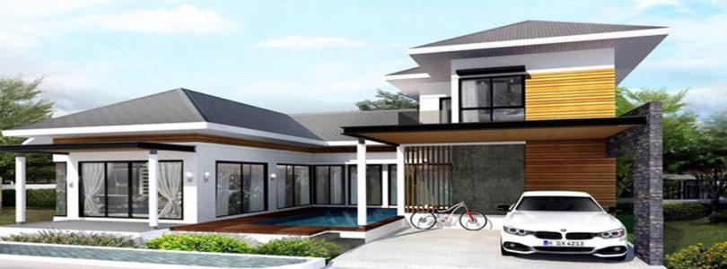 [บ้านชลบุรี] บ้านEastiny Bangsaray บ้านเดี่ยว บางเสร่ -ชลบุรี