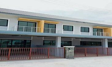 [บ้านชลบุรี] บ้านโชติกา พลัส  ทาวน์โฮม พานทอง-ชลบุรี