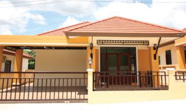 [บ้านระยอง] บ้านอิงตะวัน แกรนด์วิว ปลวกแดง – ระยอง