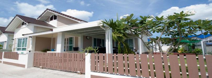[บ้านชลบุรี] บ้านอยู่สบาย เฟส2 บ้านเดี่ยว พานทอง-ชลบุรี