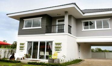 [บ้านชลบุรี] บ้านศรีสุวรรณ เฟส 2 บ้านเดี่ยว พานทอง-ชลบุรี