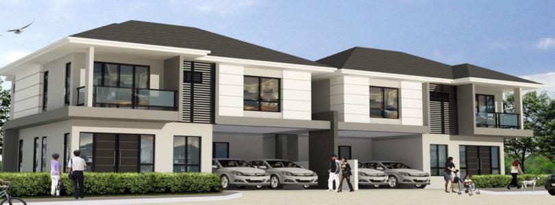 [บ้านชลบุรี] The Rich town 3 บ้านเดี่ยว อ.เมืองชลบุรี-ชลบุรี