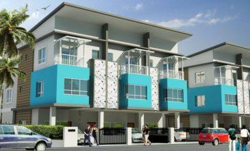[บ้านชลบุรี] บ้านธัญธร เมืองใหม่ – เมืองชลบุรี