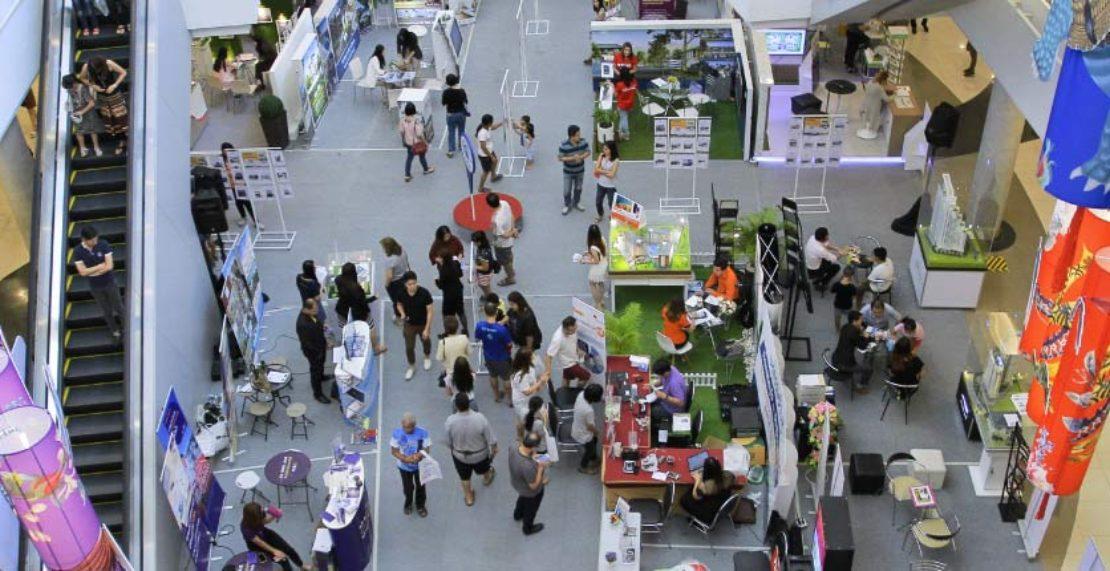 ประมวลภาพ มหกรรมบ้านดีชลบุรี ครั้งที่ 12
